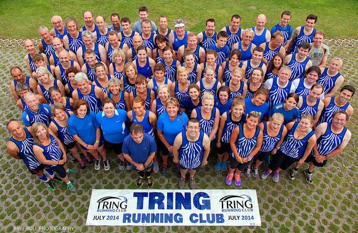 Tring Running Club Members