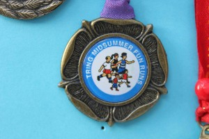 Fun Run medal 2003