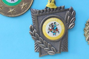 Fun Run medal 2006