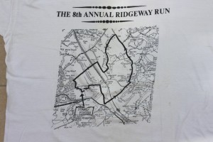 Ridgeway T-shirt 8th